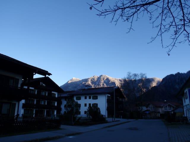 Inzell-Alpina-108 - Wohlfühlen wie zu Hause! - Inzell - Servicelägenhet