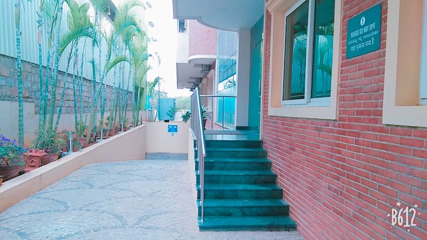 3BHK Corporate Guest house Near Whitefield