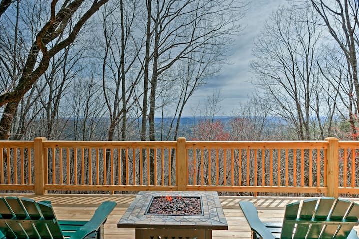 Jasper Cabin w/ Deck By Lake Tamarac & Golf Course