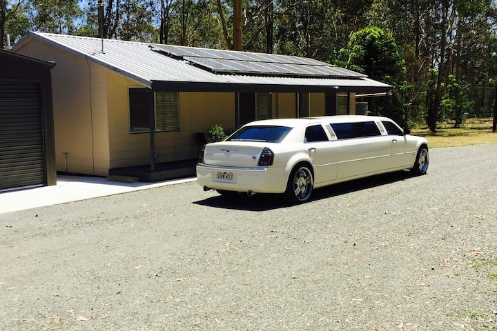 Bronte Lodge - Wine Country Stay, Hunter Valley.