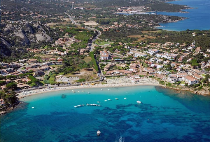 A Due Passi Dal Mare B&B Baja Sardinia 2