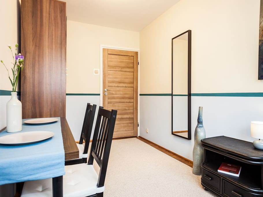 Jasny i miły pokój/Cosy and Bright Room