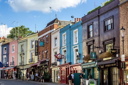 The Heart of Notting Hill - London - Apartment