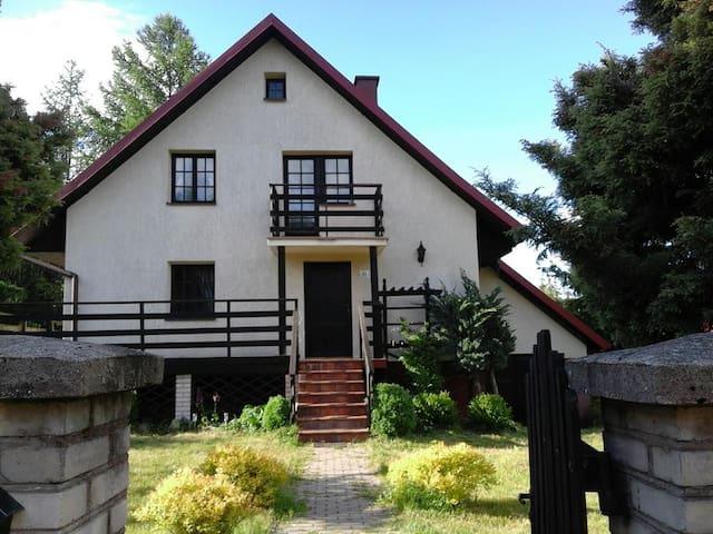 Walpusz Holiday Home - Wałpusz - Tatil evi