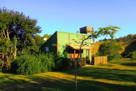 Celeiro do Gutto - Chalé Verde - Cunha