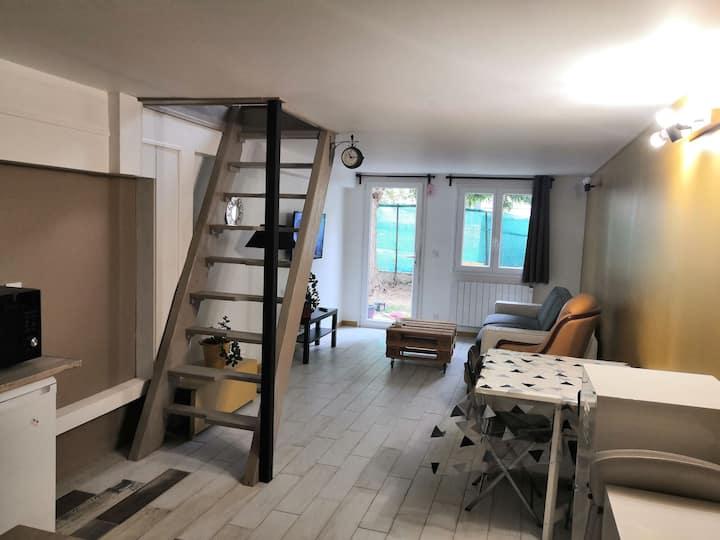 Appartement F2 - Logement entier