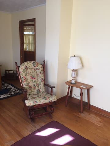 Mountain View Cottage - Mars Hill - Casa