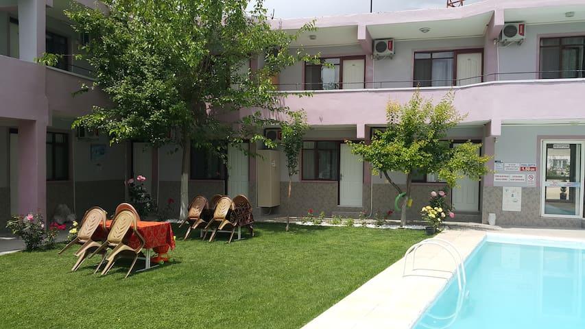 SUNRISE  AYA HOTEL 1