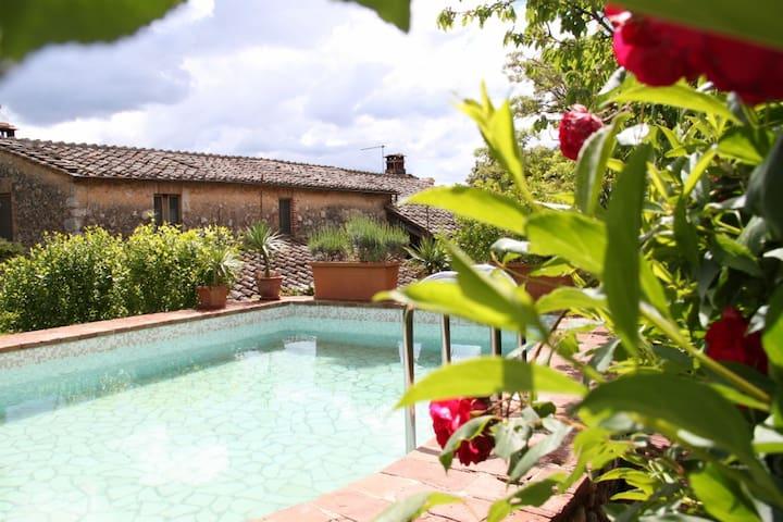 Agriturismo La Gavina - Tuscany Holiday Home - Monteriggioni - Villa