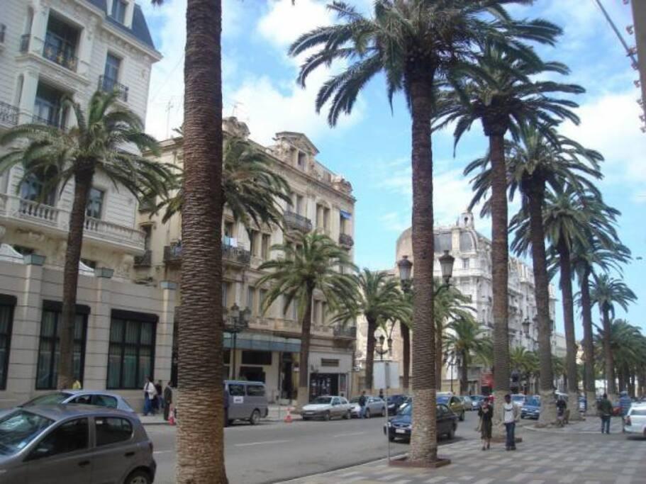 boulevard de la Soummam