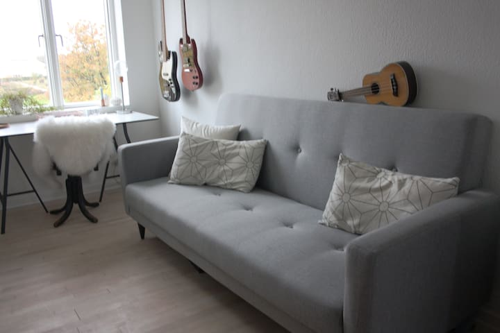 Bright cozy room on great location! - Aarhus - Leilighet