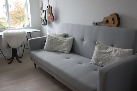 Bright cozy room on great location! - Apartment