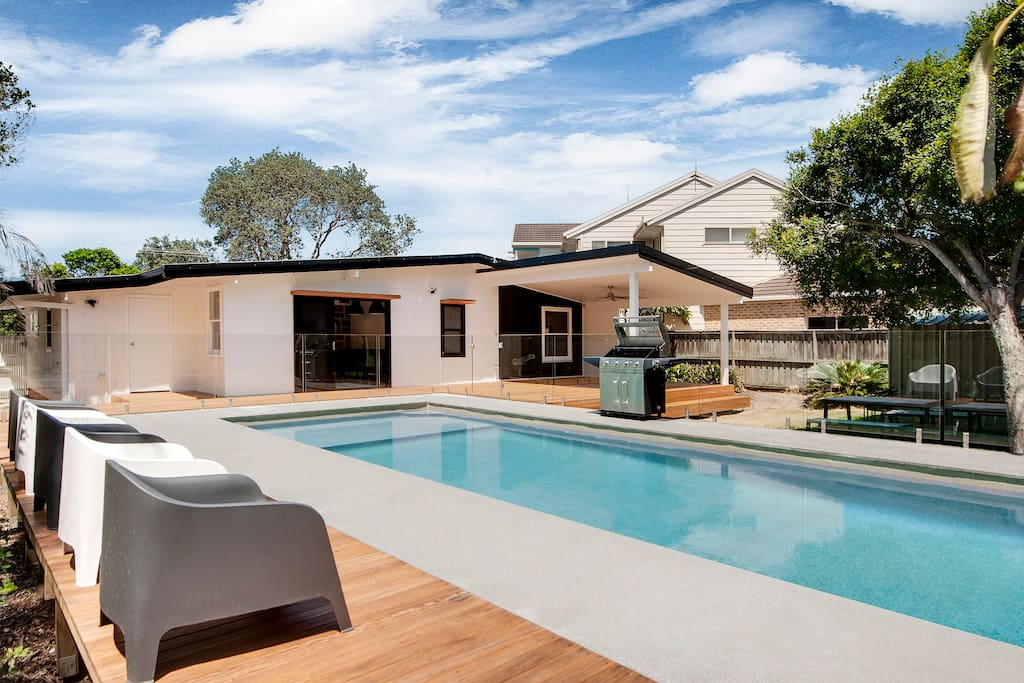 Beach or Pool?