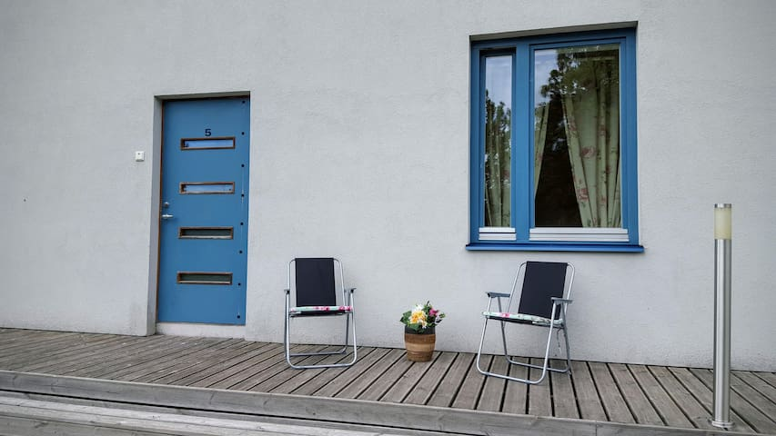 Lovely & Clean Superior Apartment with Terrace VII