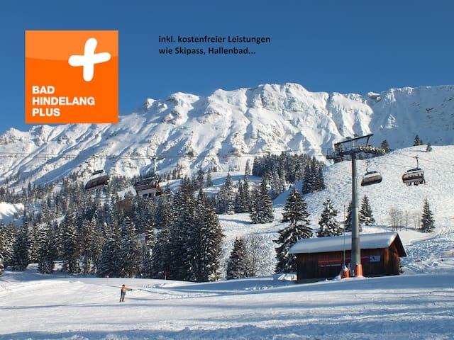 Ferienwohnung Henzler Oberjoch - Bad Hindelang