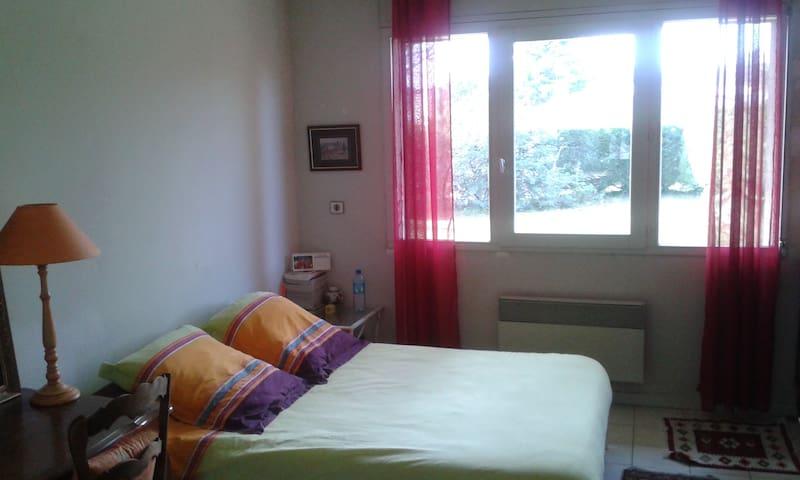 Petit appartement indépendant - Peyrins - Wohnung