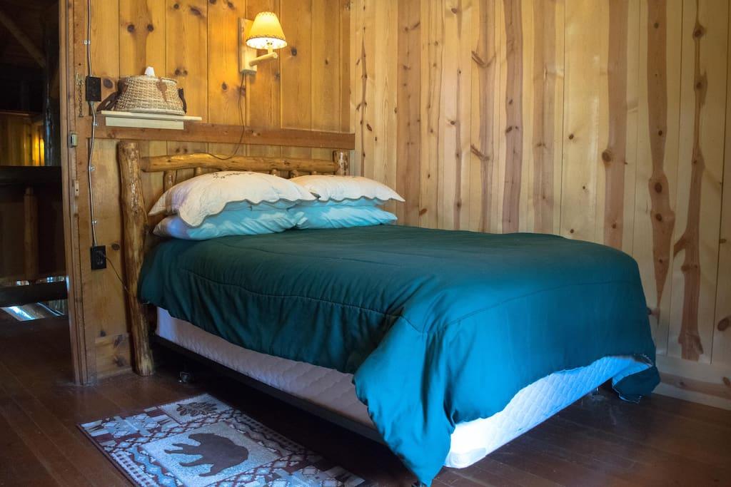 Room #25 in the Historic Range Rider Lodge