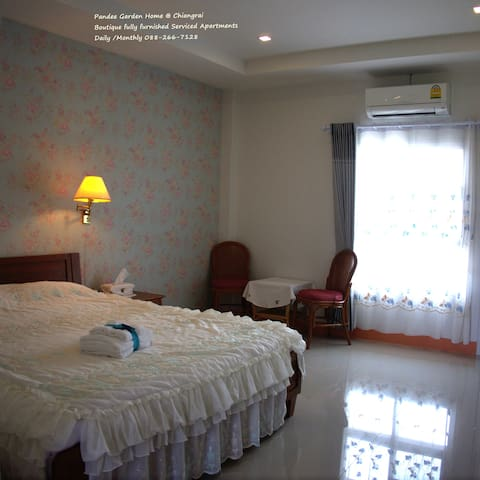 Pandee Garden Home ปันดีการ์เด้นโฮม - Mueang Chiang Rai - Wohnung