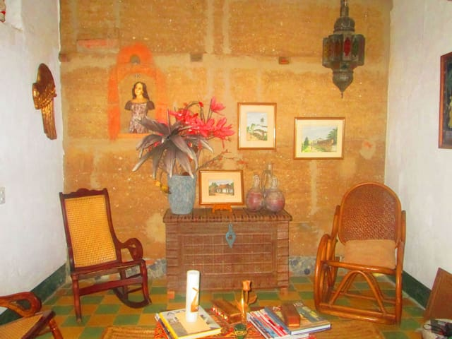 Casa colonial en Santa Fe de Antioquia