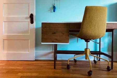 Craftsman's Organic home in Port Washington, NY
