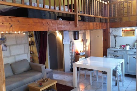 Cocoon with a lot of charm - center of Nîmes - Apartment