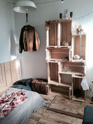 Private bedroom in Folk Apt - Són Paulo - Pis