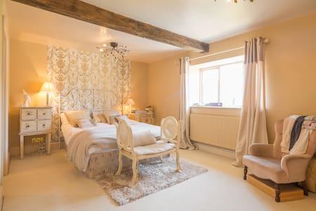 En-suite Dbl Rm in Barn Conversion - Peterborough - Hus