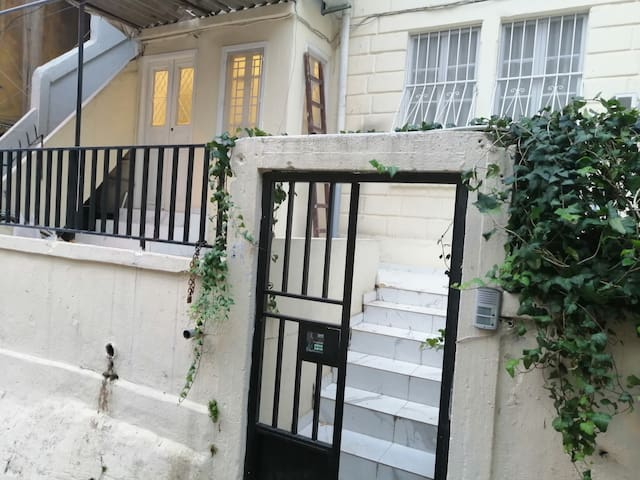 Modern Studio w/ Terrace in the heart of Achrafieh