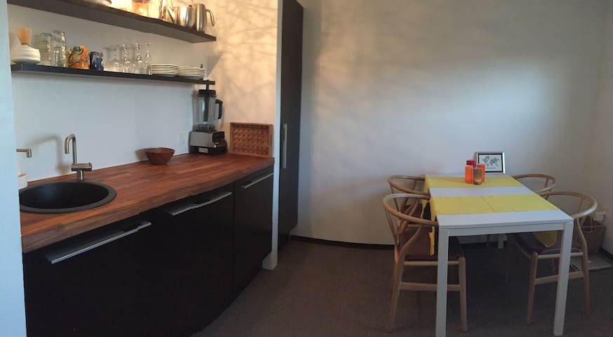 Skønt rækkehus med egen p-plads - Bælum - Maison
