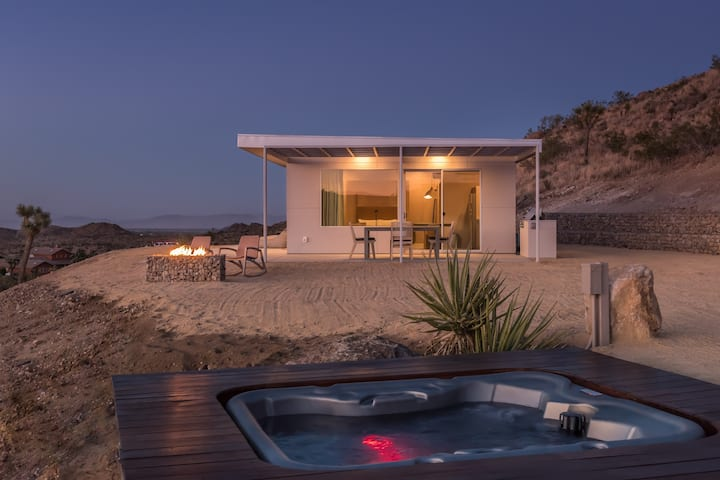 Pause House: AM ... your break in Joshua Tree