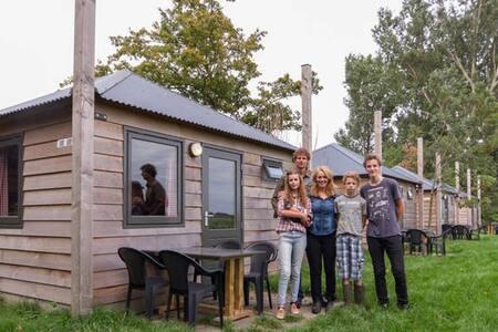 Overnachten op een unieke lokatie, met groep - Schellinkhout