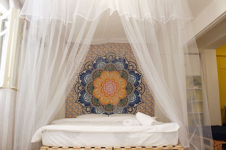 Cosy Mandala Studio in the heart of Mar Mikhael