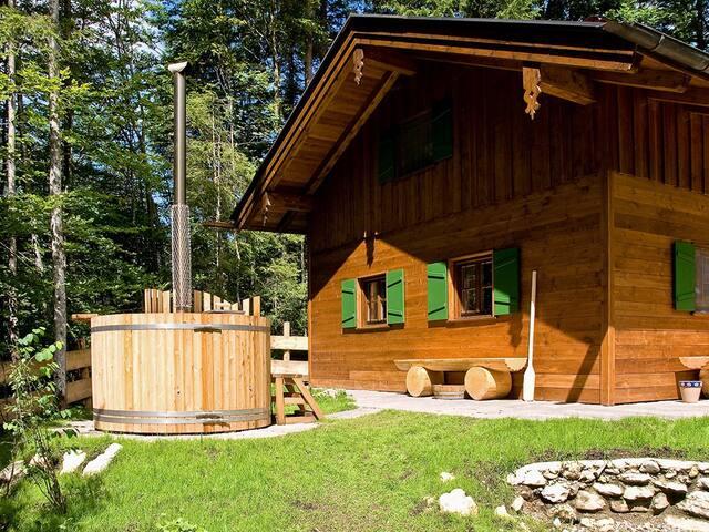 Almhaus Webermohof - Ferienhaus am Tegernsee