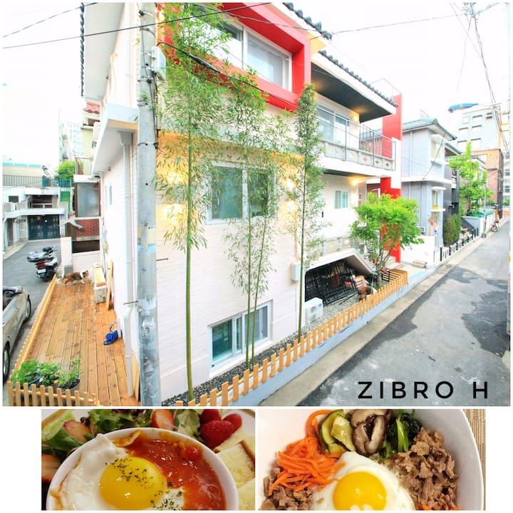 ZIBRO H guesthouse - Standard Twin 2