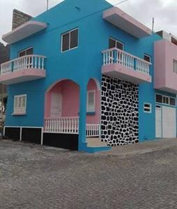 the bleu house