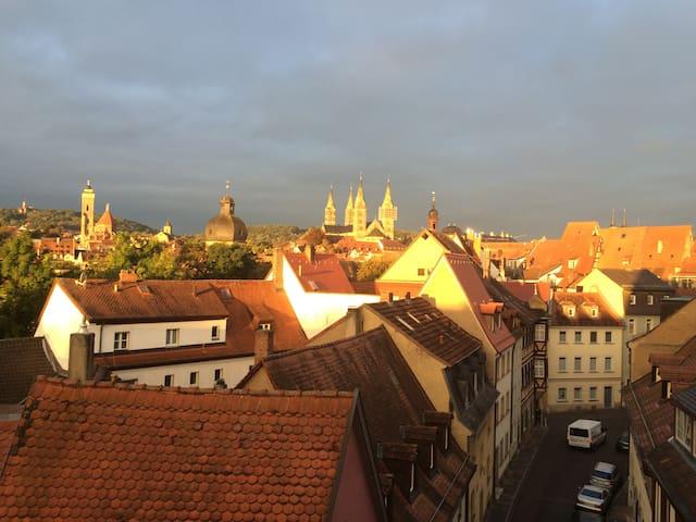 gemütlich, exklusiv, zentral - Bamberg