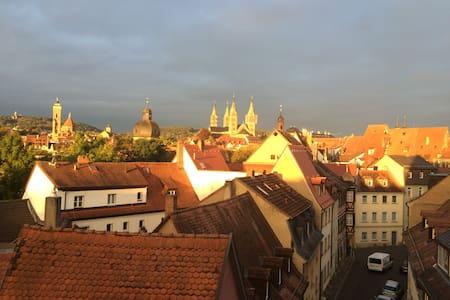 gemütlich, exklusiv, zentral - Bamberg - Apartment