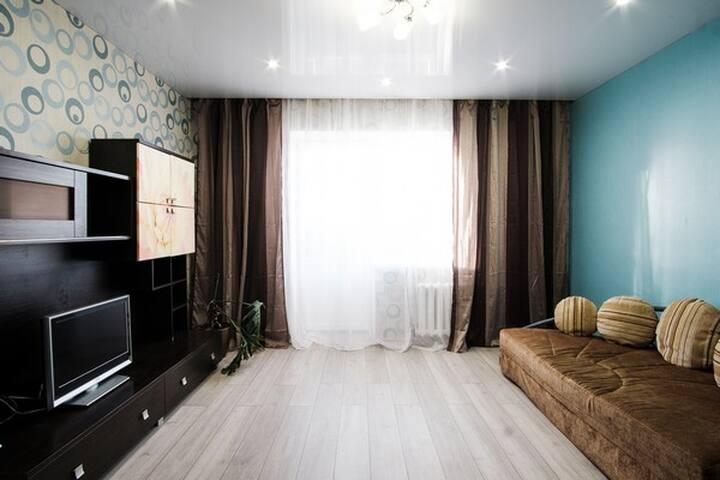 2-комнатная квартира в новом семейном квартале.