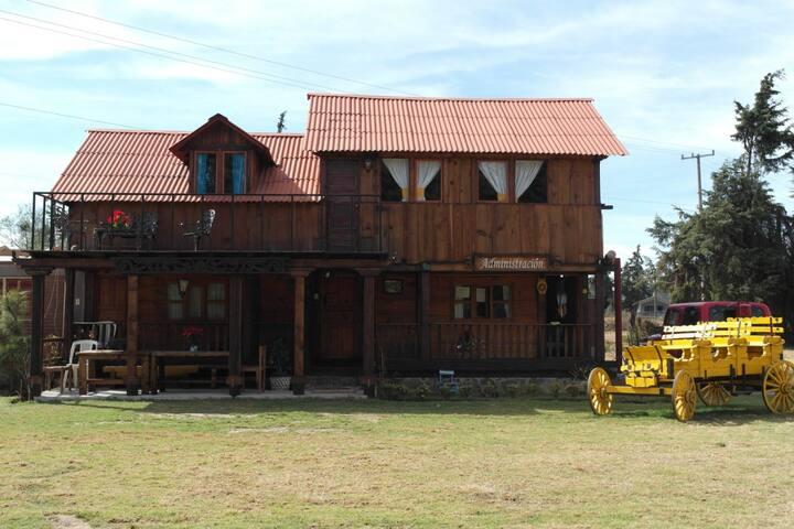 Cabaña Erandi