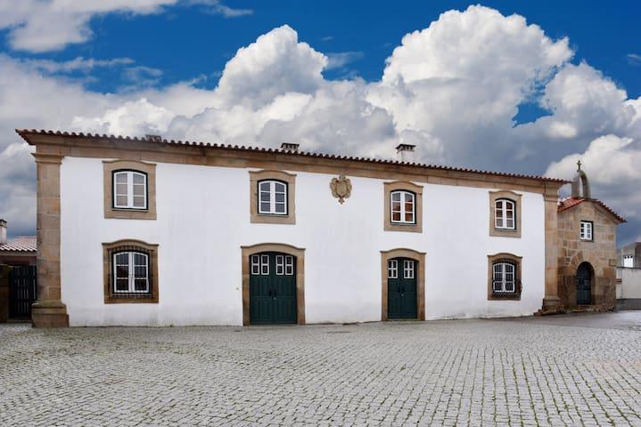 Casa da Fidalga - Outeiro de Gatos - Hus