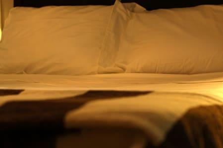Andra- Conforto e tranquilidade em meio a natureza - Ilha do Mel - Bed & Breakfast