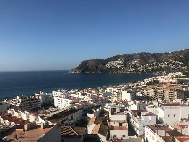 Georgeus sea views