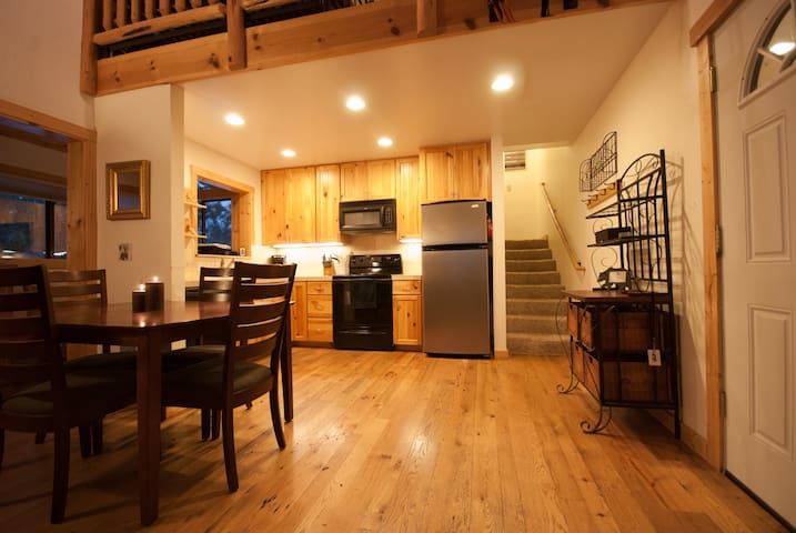 A+ Location! Steps away from Tahoe Donner Ski Area