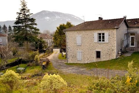 La petite maison dans les Pyrénées
