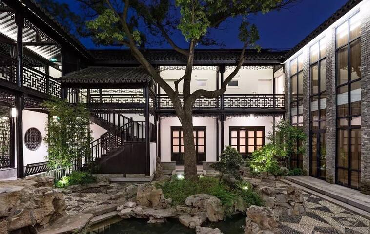 Chinese boutique hotel | 10 suits | Tongli Suzhou