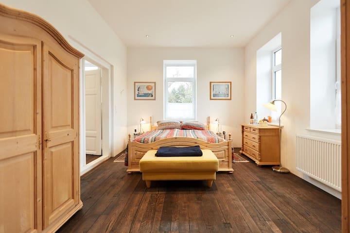 HENKENHOF - Entspannung & Natur, 3 Gästezimmer