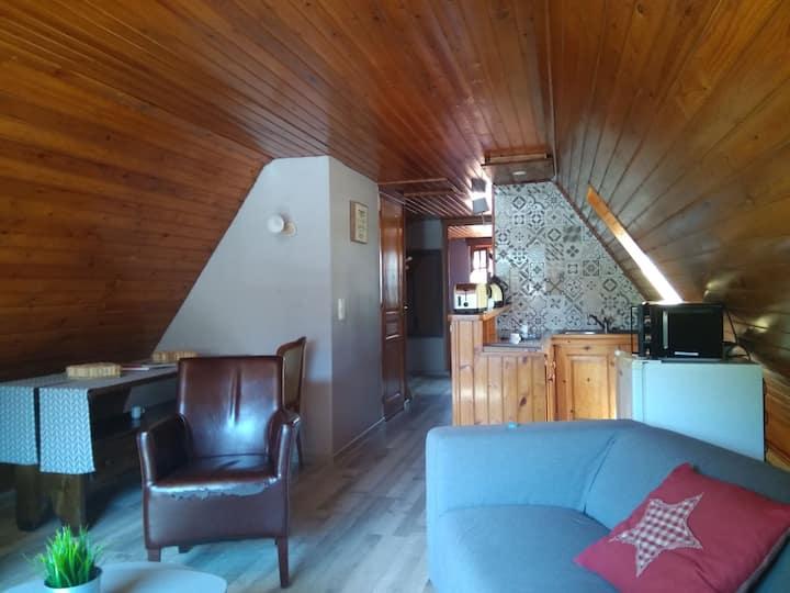 Apartamento buhardilla coqueto