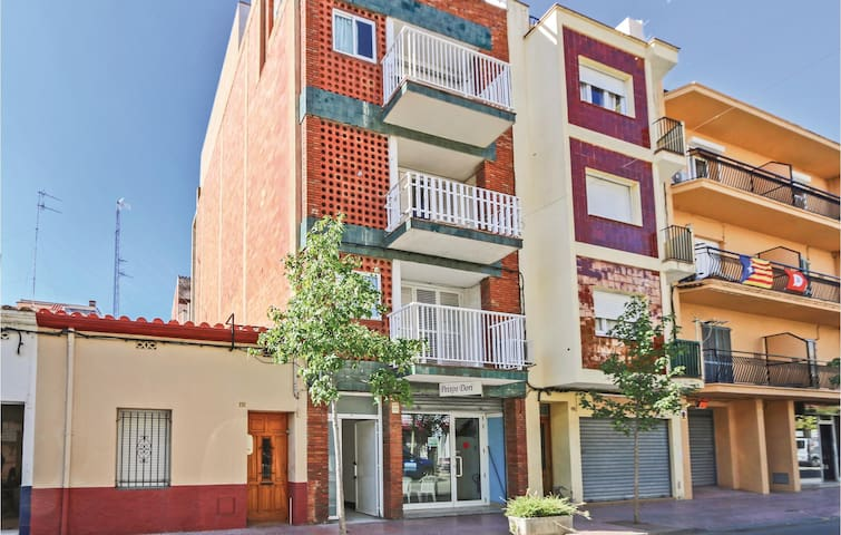 Holiday apartment with 3 bedrooms on 65m² in Palamós