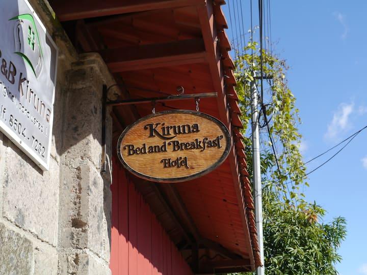 Kiruna B&B - Casa Acogedora y Confortable