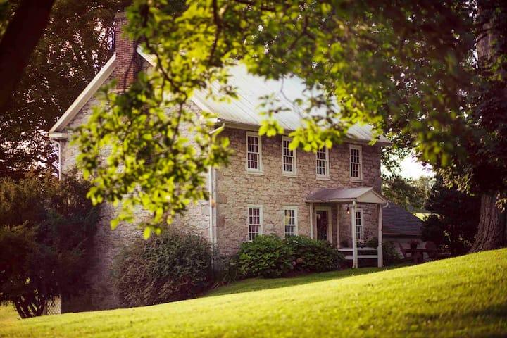 Valentia farm guest cottage